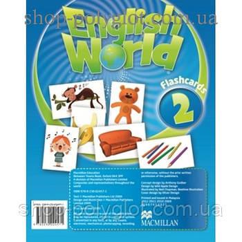 Картки English World 2 Flashcards