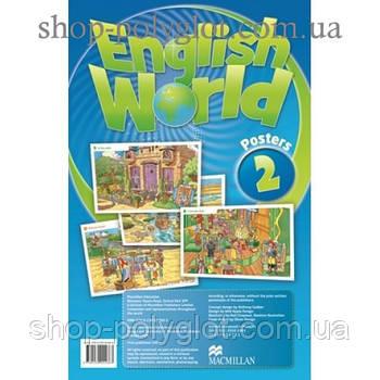 Плакати English World 2 Posters