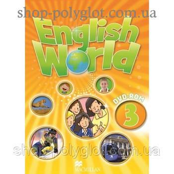 Диск English World 3 DVD-ROM