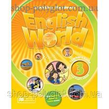 Книга для учителя English World 3 Teacher's Book & eBook Pack