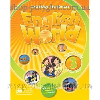 Книга для вчителя English World 3 teacher's Book & eBook Pack