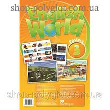 Плакаты English World 3 Posters