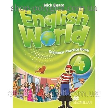 Граматика англійської мови English World 4 Grammar Practice Book