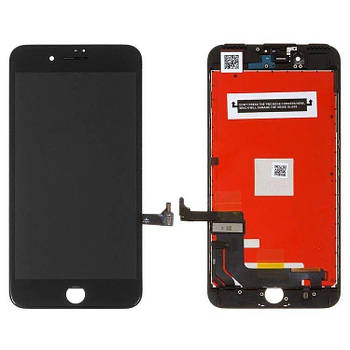 Дисплей IPhone 7 Plus + сенсор Чорний high copy