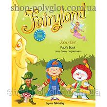 Учебник английского языка Fairyland Starter Student's Book