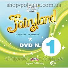 Диск Fairyland Starter DVD
