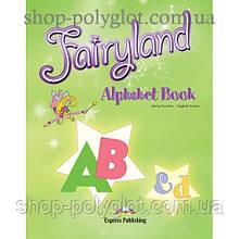 Учебник английского языка Fairyland Alphabet Book