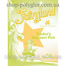 Книга для учителя Fairyland Starter Teacher's Resource Pack