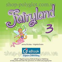 Диск Fairyland 3 ieBook