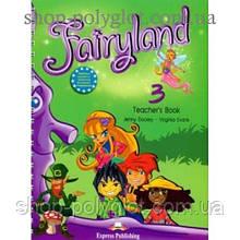 Книга для учителя Fairyland 3 Teacher's Book (With Posters)