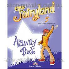 Рабочая тетрадь Fairyland 5 Activity Book