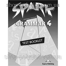 Тесты по английскому языку Spark 4 Grammar Test Booklet