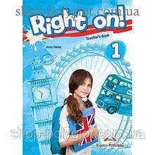 Книга для учителя Right On! 1 Teacher's Book