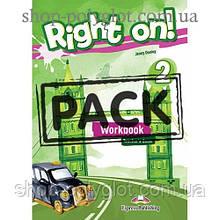 Книга для учителя Right On! 2 Teacher's Workbook
