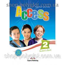 Учебник английского языка Access 2 Student's Book