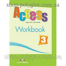 Рабочая тетрадь Access 3 Workbook