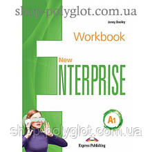 Рабочая тетрадь New Enterprise A1 Workbook