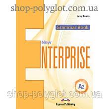 Грамматика New Enterprise A2 Grammar Book