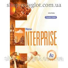 Книга для учителя New Enterprise A2 Teacher's Book