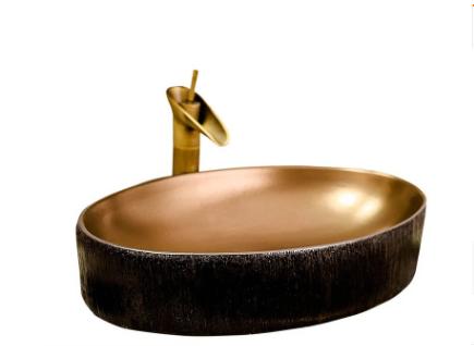 Накладная раковина для ванной. Модель RD-425