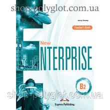Книга для учителя New Enterprise B2 Teacher's Book