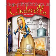Книга для чтения Cinderella (Storytime Level 2) Reader with Application