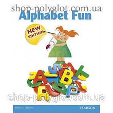Учебник английского языка Fly High 1 Alphabet Fun