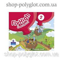 Диски Fly High Ukraine 2 Class Audio CDs (3)