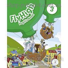 Учебник английского языка Fly High 3 Pupil's Book + Audio CD