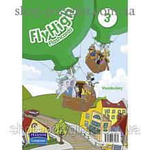 Карточки Fly High 3 Vocabulary Flashcards