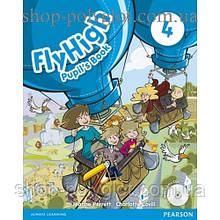 Учебник английского языка Fly High 4 Pupil's Book + Audio CD