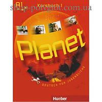 Учебник Planet 1 Kursbuch