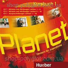 Диск Planet 1 Audio CDs zum Kursbuch