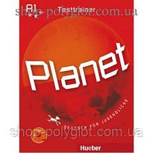 Тесты Planet 1 Testheft mit Audio-CD