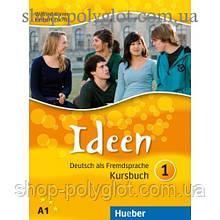 Учебник Ideen 1 Kursbuch