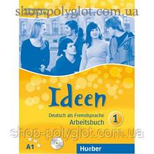 Рабочая тетрадь Ideen 1 Arbeitsbuch mit Audio-CDs zum Arbeitsbuch