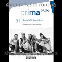 Книга для учителя Prima plus B1 Handreichungen für den Unterricht