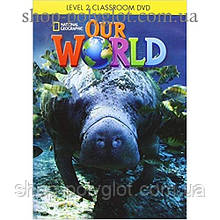 Диск Our World 2 Classroom DVD