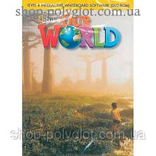 Диск Our World 4 Interactive White Board CD-ROM