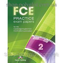 Учебник английского языка FCE Practice Exam Papers 2 (for the updated 2015 exam) Student's Book