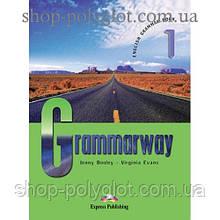 Учебник английского языка Grammarway 1 Student's Book