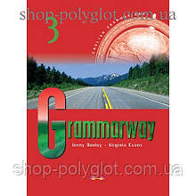 Учебник английского языка Grammarway 3 Student's Book