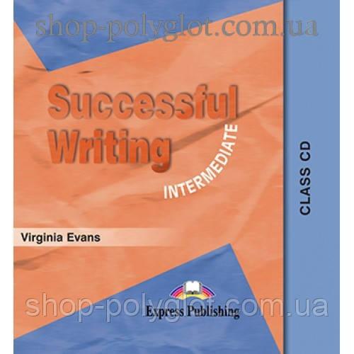Диск Successful Writing 1 Intermediate Class Audio CD