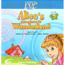 Диск Alice's Adventures in Wonderland (Showtime) DVD
