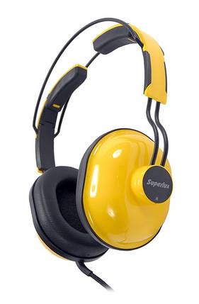 Наушники SUPERLUX HD-651 Yellow, фото 2