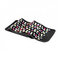 Массажный ортопедический коврик дорожка для ног детей с камнями 177см OBABY