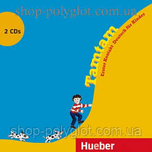 Диски Tamtam 2 CDs