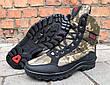 Зимние ботинки берцы камуфляжные мужские, фото 5