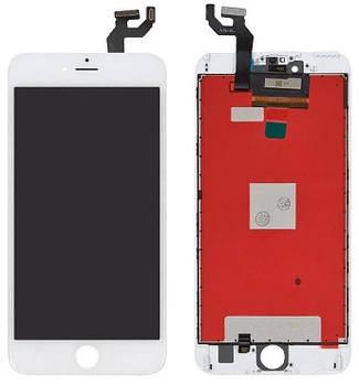 Дисплей IPhone 6S + сенсор Білий high copy