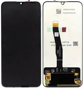 Дисплейный модуль  Huawei Honor 10 lite (HRY-LX1)/Honor 10i (HRY-LX1T) Black